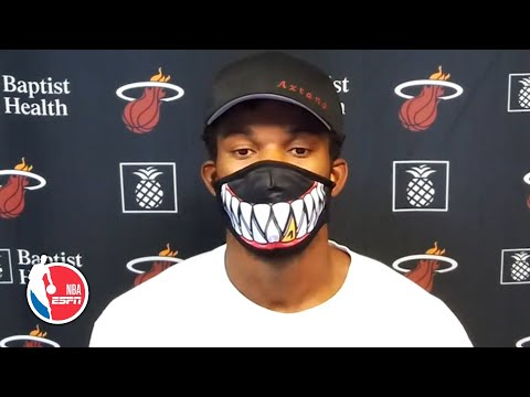 Jimmy Butler on why he wanted to wear a nameless jersey in Heat win vs. Nuggets | NBA on ESPN