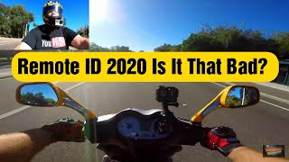 New 2020 Remote ID Regulations Did We Get Skrewed? #Motovlog #Faa #fpv #drone #tampa #Scootervlogs