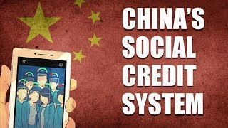 China's Black Mirror Social Credit System