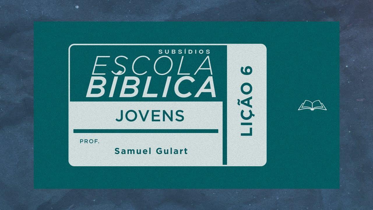 Os Bons e Maus Exemplos da Bíblia