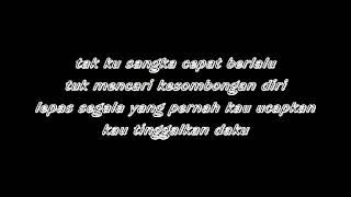 D'masiv - PERGILAH KASIH with lyric