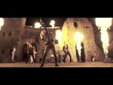GRAVE DIGGER - Hell Funeral (Official Video) | Napalm Records online metal music video by GRAVE DIGGER