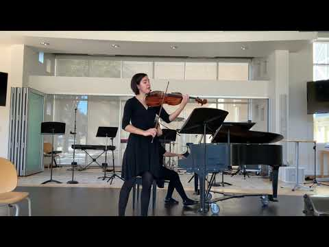 Performance of first movement of Stamitz concerto with Hyun Kung Lee in Midland, TX (Cadenza by Han Dewan)