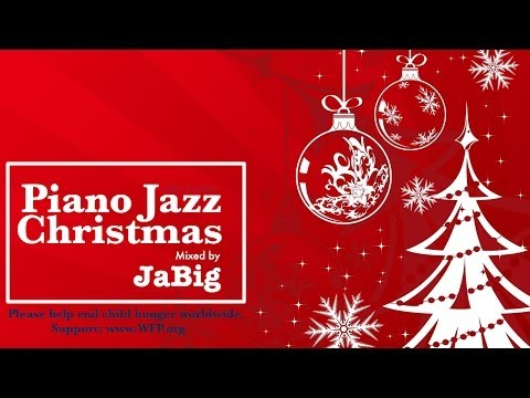 3 Hour Christmas Jazz Piano Instrumental Smooth Songs Music: Holiday Continuos Playlist by JaBig