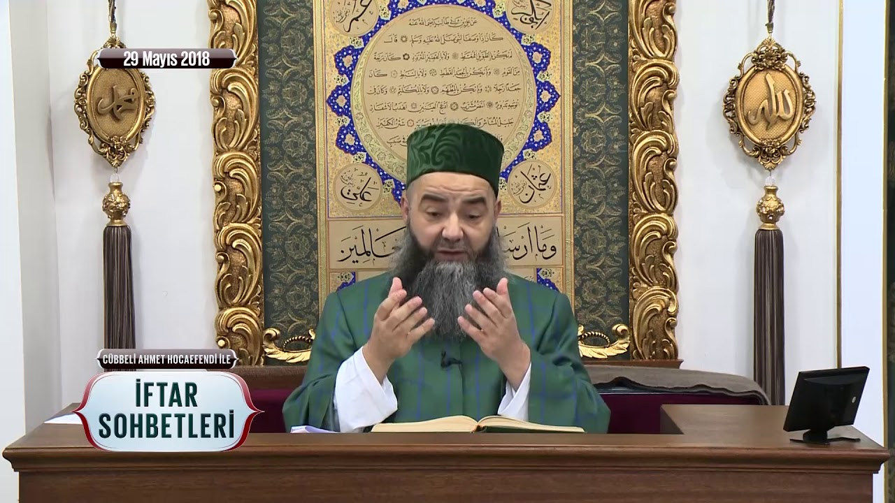 İslamoğlu Ayetlere, Görmez de Hadislere Temsili Sembolik Diyorsa Bunların İtikadı Birdir!