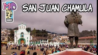 preview picture of video 'San Juan Chamula'