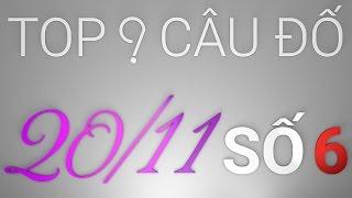 Top 9 Câu Đố | Ngày nhà giáo Việt Nam 20/11 #6