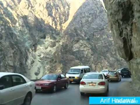 Kabul to Jalalabad Afghanistan 2017. Bes
