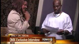 Rapper DMX talks about drugs, dog fighting and recovery