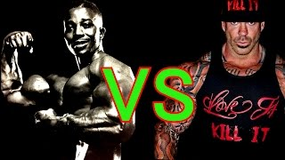 Leroy Colbert vs. Rich Piana
