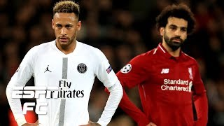 Who has the better attacking trio: PSG or Liverpool? | Extra Time