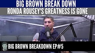 Brendan Schaub - Ronda Rousey