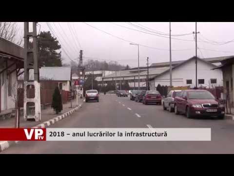 2018 – anul lucrărilor la infrastructură