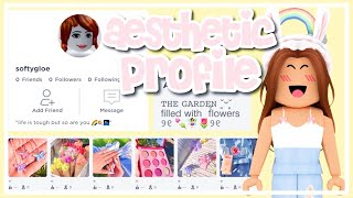 how to be aesthetic on roblox!! ☆ step-by-step guide