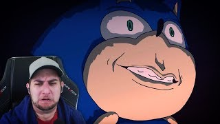 But WHY Sonic?! WHY?! | Kaggy Reacts to Sonic the Hedgehog: The Dark Secret (Animation)