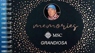 Mon ALBUM 2020 MSC GRANDIOSA