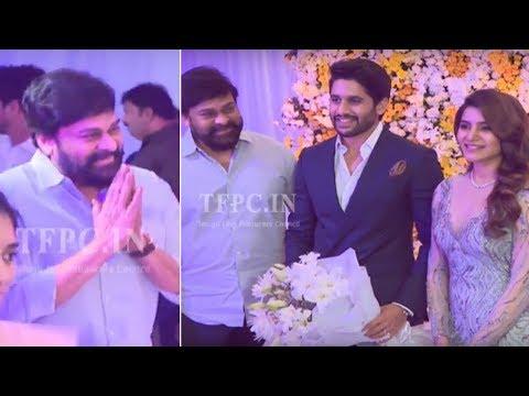 Mega Star Chiranjeevi   Chaysam Wedding Reception