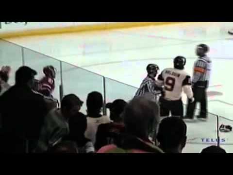 Jeremie Malouin vs. Devon MacAusland