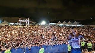 Hungria Hip Hop Um Pedido Emociona Multidão Cantando Coração De Aço Para 10.000 Pessoas Show Ao Vivo