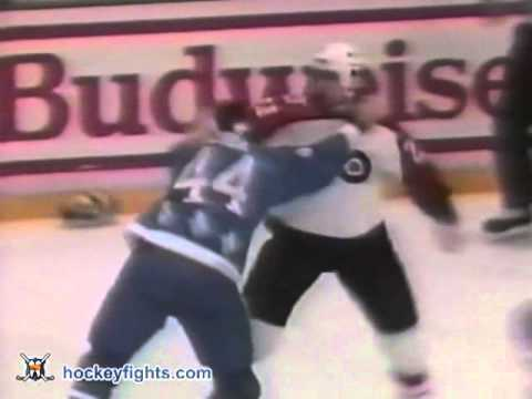 Dave Brown vs. John Kordic