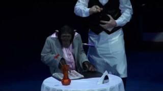 Андрей Теплыгин. «Сценка в ресторане» (2011)