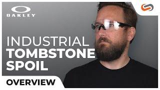 Oakley Industrial Tombstone Spoil ANSI