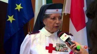 preview picture of video 'C.R.I. - Intervista all'Ispettrice Nazionale S.lla Mila Brachetti Repetti - www.HTO.tv'