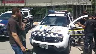 GCM DE SÃO PAULO NO COMBATE AO TRÁFICO
