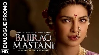 Kashibai wants to be remembered - Dialogue Promo - Bajirao Mastani