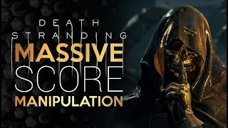 Death Stranding Score Manipulation - Reviews Mass Deleted