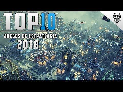 TOP 10 NUEVOS JUEGOS DE ESTRATEGIA 2018 | PS4/PC/XBOX