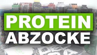 Protein Abzocke - Die fiesen Tricks bei Eiweißpulver