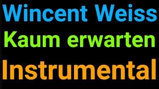 Wincent Weiss | Kaum Erwarten | Instrumental