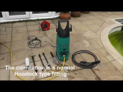 Bosch Aquatak 1200 Plus review
