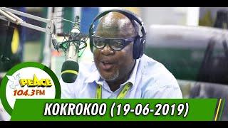 KOKROKOO DISCUSSION SEGMENT ON PEACE 104.3 FM (19/06/2019)