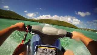 preview picture of video 'Jet Skiing and Snorkeling with Culebra Eco Tours'