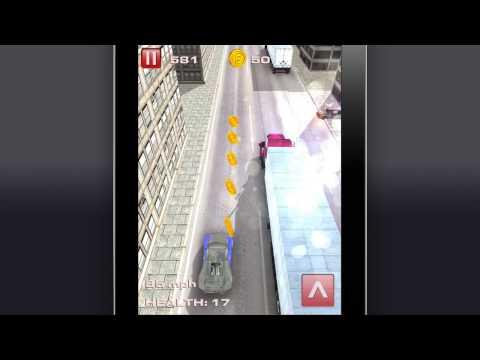 Video of Crazy Car Driver