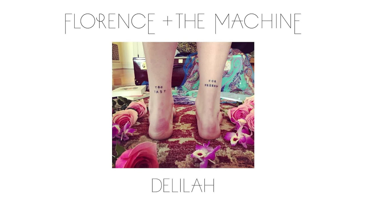 Florence + The Machine – Delilah (Official Audio) #Música