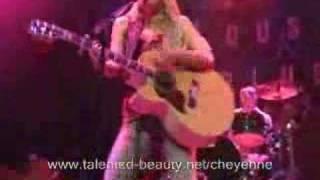 Cheyenne Kimball - One Original Thing (Anaheim HOB)
