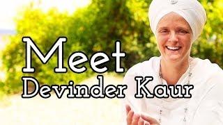 Meet Devinder Kaur Video Interview