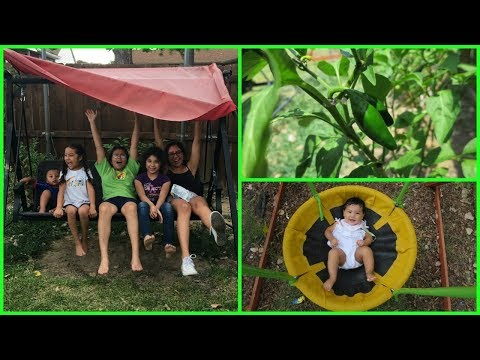 Summer Adventures + Gardening | VLOG