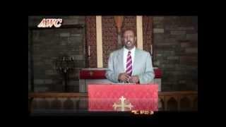 ኢየሱስ ማን ነው? Who Is Jesus? No., 2   P Gugssa Biru, AWC GB62