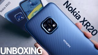 Nokia XR20 - Unboxing & Features Explored!