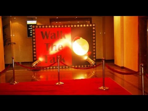 CIO Choice 2014 - Red Carpet Night Curtain Raiser