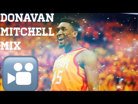 "Donavan Mitchell NBA Mix ~ ""Jumpin On A Jet"""