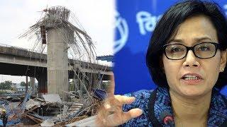 Pemberhentian Sementara Pembangunan Konstruksi Layang  Tak Ganggu Perekonomian