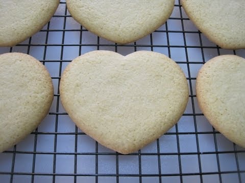 VALENTINE'S DAY ULTIMATE SUGAR COOKIES – How to make SUGAR COOKIE Recipe