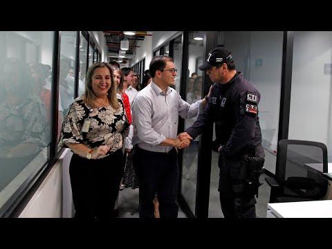Fiscal General visita Seccional Norte de Santander