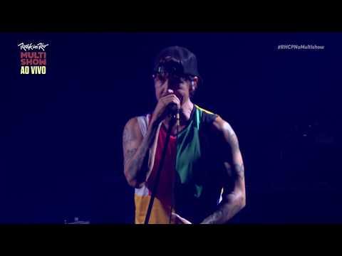 RHCP - Beautiful Jam + Goodbye Angels - Rock in Rio 2017 [1080p]