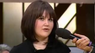 """Валерия Удина в программе """"Пусть говорят"""" похудела на 70 кг"""